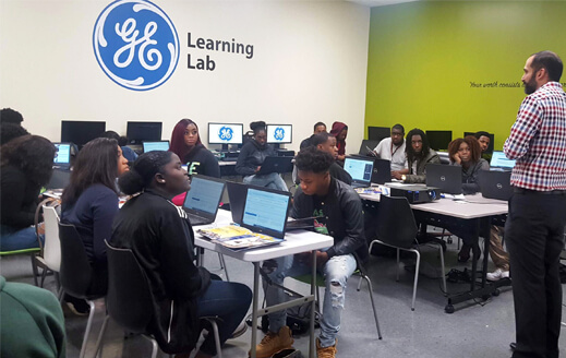 GE Learning Lab Photo
